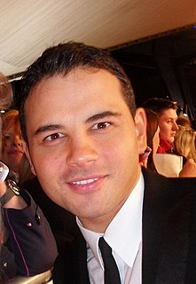 Ryan Thomas British actor