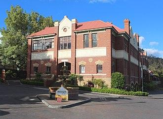 Rydges Hotels & Resorts - Image: Rydges Hotel, Hobart