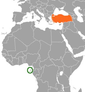 São Tomé and Príncipe–Turkey relations Diplomatic relations between São Tomé and Príncipe and of Turkey