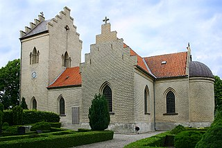 Sæby Church, Lejre Municipality Church building in Lejre Municipality, Denmark
