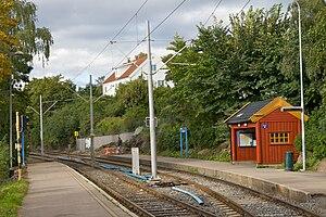 Ekeberg Line - Sæter Station