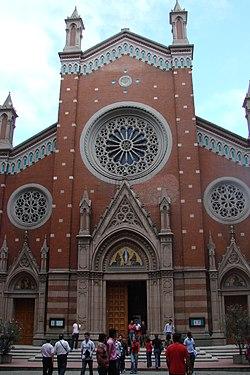 S. Antonio di Padova on İstiklal Avenue