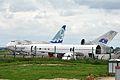 SAD ! B747SP CORSAIR F-GTOM - MD83 SPANAIR EC-GQG - DC10 AOM F-BTDE - ANS A320 UNKNOWN (14083033454).jpg