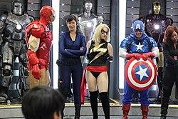 SDCC - Avengers (7561329924).jpg