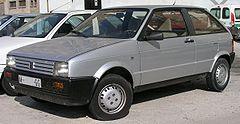SEAT Ibiza 1.7 D przed liftingiem