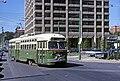 SEPTA 27 unknown at 36th St portal May 1976xRP - Flickr - drewj1946.jpg