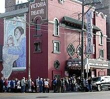 Victoria Theatre, San Francisco - Wikipedia