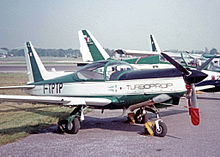N40tg 1985 Siai Marchetti S 211 C N 029 02