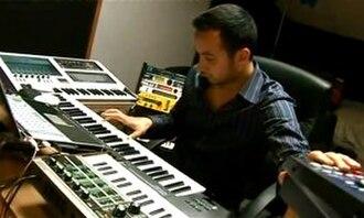 Kore & Skalp - Skalp in studio