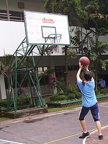 Bola Basket Wikipedia Bahasa Indonesia Ensiklopedia Bebas