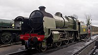 1638 at Sheffield Park yard