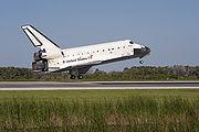 STS-132 landing
