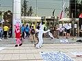 SUNAB protesta ante oficinas centrales de la Un Andres Bello -Edificio Birmann 24 f02.jpg