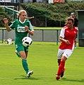 SV Antiesenhofen gegen Union Geretsberg (Damen Testspiel 23. Juli 2017) 24.jpg