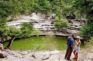 Cenote sacro, Chichén Itzá