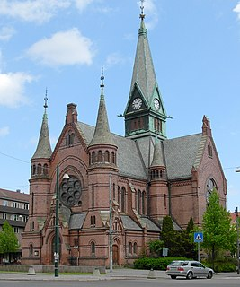 Sagene Church Church in Oslo, Norway