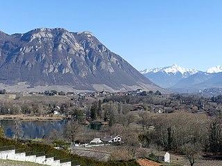 Porte-de-Savoie Commune in Auvergne-Rhône-Alpes, France