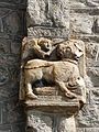 Saint-Aventin église bas-relief.JPG