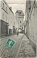 Saint-Jean-d'Angély Tour de l'Horloge postcard.jpg