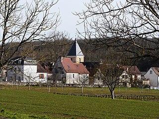 Saint-Pantaly-dExcideuil Commune in Nouvelle-Aquitaine, France