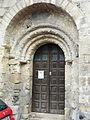 Saint-Saturnin (63) chapelle Ste Magdeleine portail.JPG