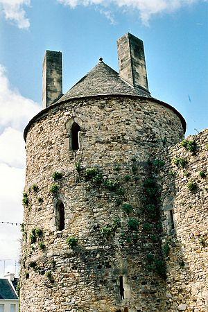 Saint-Sauveur-le-Vicomte - Image: Saint Sauveur le Vicomte (Château)
