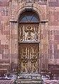 Saint Holy Mother church's door 15-02-2019.jpg