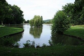 Saint-Rémy-lès-Chevreuse - Lake Beausejour in Saint Remy les Chevreuse
