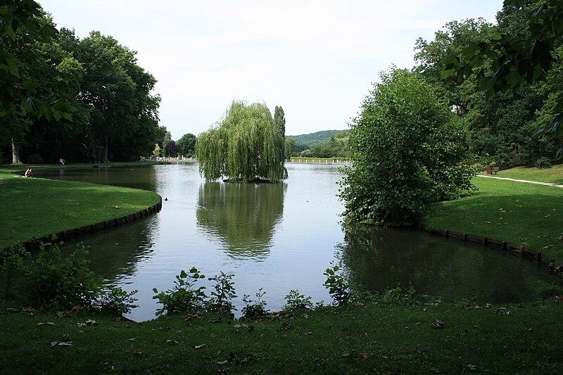 File saint remy les chevreuse lake beausejour - Piscine saint remy les chevreuses ...
