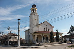 Saint Trinity Church in Stamboliyski.JPG