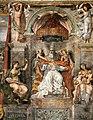 Sala di costantino, papa urbano I tra la giustizia e la carità.jpg
