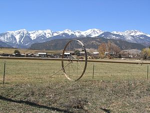 Chaffee County, Colorado - 350px