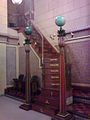 Salt Lake Masonic Temple stairwell.JPG