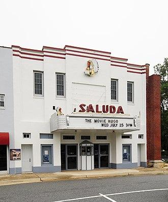 Saluda County, South Carolina - Image: Saluda Theatre