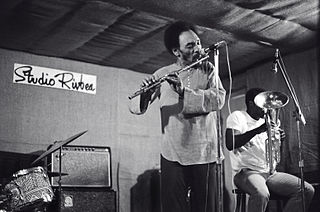 Sam Rivers American jazz musician and composer
