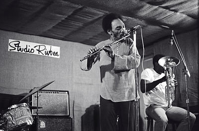 Picture of a band or musician: Sam Rivers