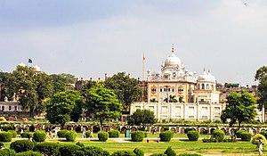 Sikhism in Pakistan - Gurdwara Dera Sahib