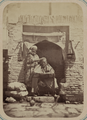 Samarkand Bazaar and Its Types of Vendors. Barber WDL10871.png