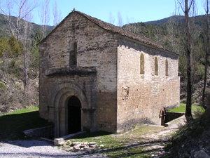 Sasabe, Aragon - San Adrián de Sasabe