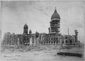 San Francisco Earthquake of 1906, City Hall - NARA - 522956.tif