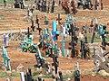 San Juan Chamula - Friedhof 3 Kreuze.jpg