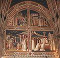 San Miniato al Monte (Florence) - Spinello Aretino fresco 2.JPG