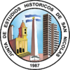 Official logo of San Nicolás
