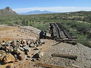 San Xavier, Arizona Populated place in Arizona, United States