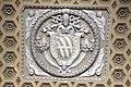 San giovanni in laterano, portico, stemma corsini sulla volta.jpg