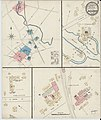 Sanborn Fire Insurance Map from Bridgewater, Plymouth County, Massachusetts. LOC sanborn03696 001-1.jpg