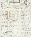 Sanborn Fire Insurance Map from Fisher, Champaign County, Illinois. LOC sanborn01867 001.jpg