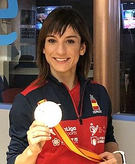 Sandra Sánchez Spanish karateka