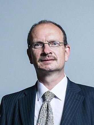 Sandy Martin (politician) - Image: Sandy Martin MP official photo 2017