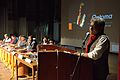 Sanjay Gopal Sarkar Addressing - Inaugural Function - Bengali Wikipedia 10th Anniversary Celebration - Jadavpur University - Kolkata 2015-01-09 2556.JPG
